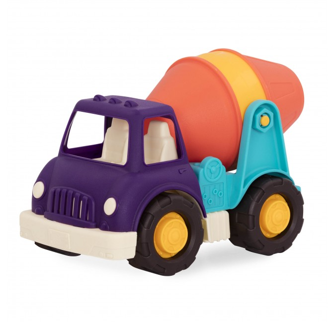 CAMION TOUPIE - HAPPY CRUISERS CEMENT TRUCK
