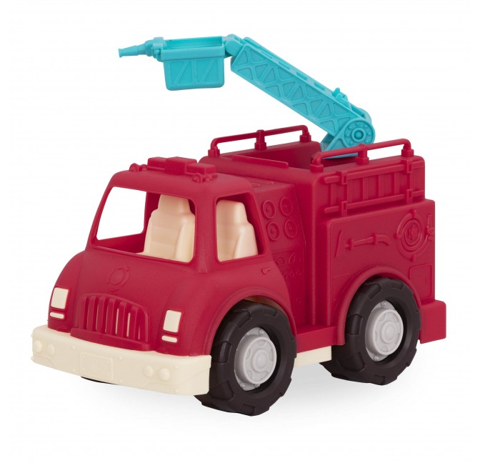 CAMION POMPIER - HAPPY CRUISERS FIRE TRUCK