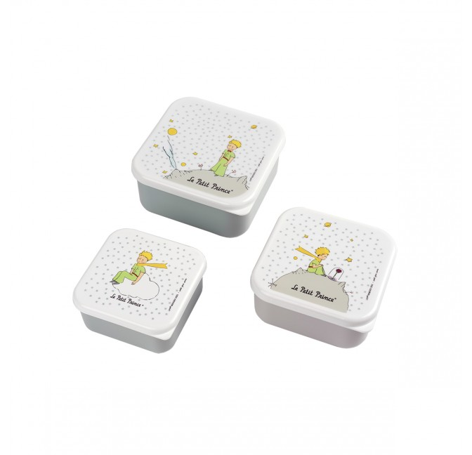 SET OF 3 LUNCH BOXES THE...